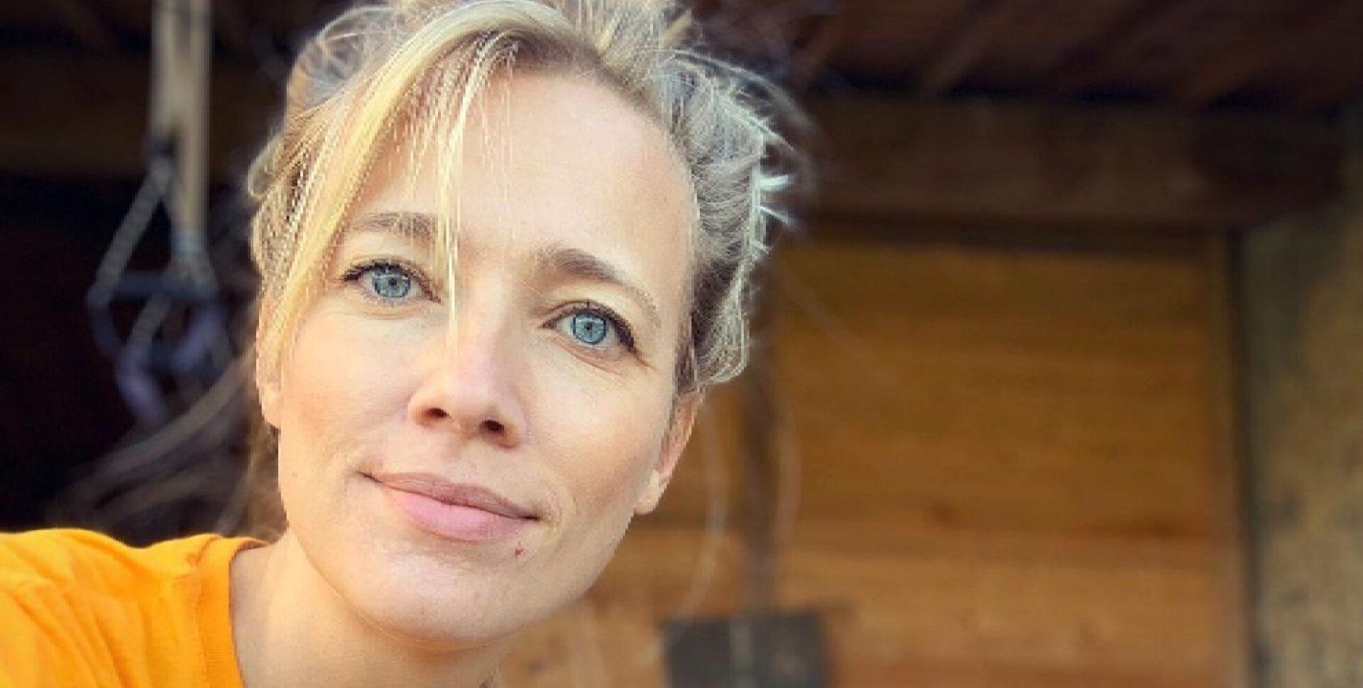 Jennifer Hoffman in nieuwe comedy serie