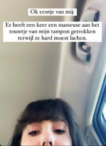 Gwen van Poorten shockerende ontdekking